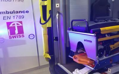 PROMEBA presente en la feria del transporte público de Suiza