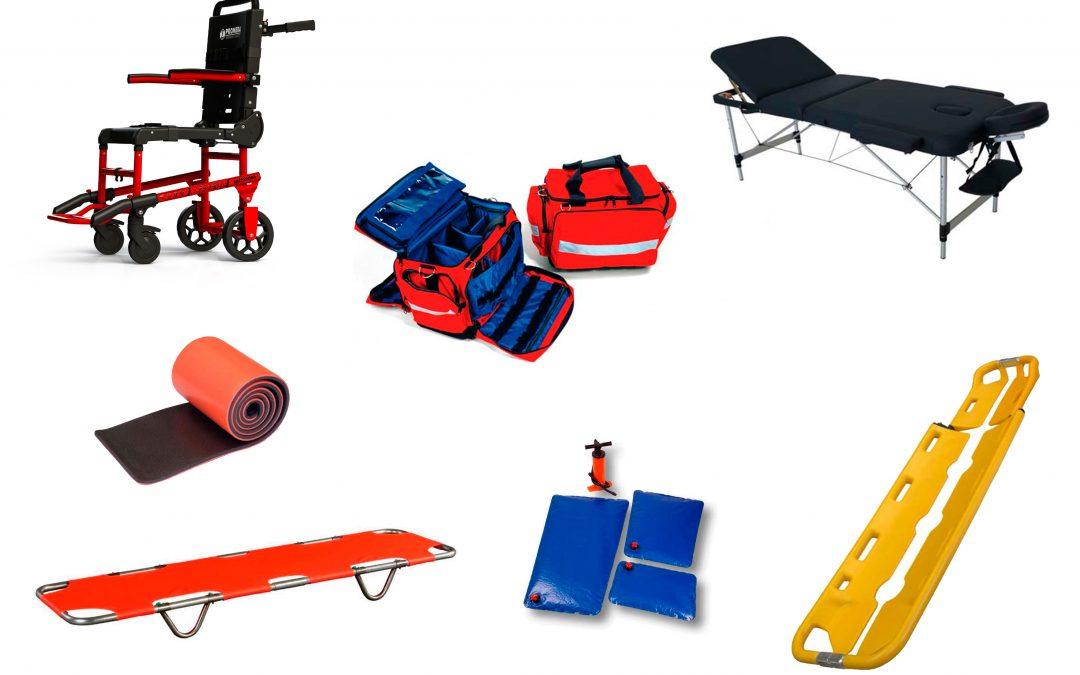 Ya disponible el catálogo de accesorios Promeba para emergencias, ambulancias, ortopedias y funerarias, entre otros